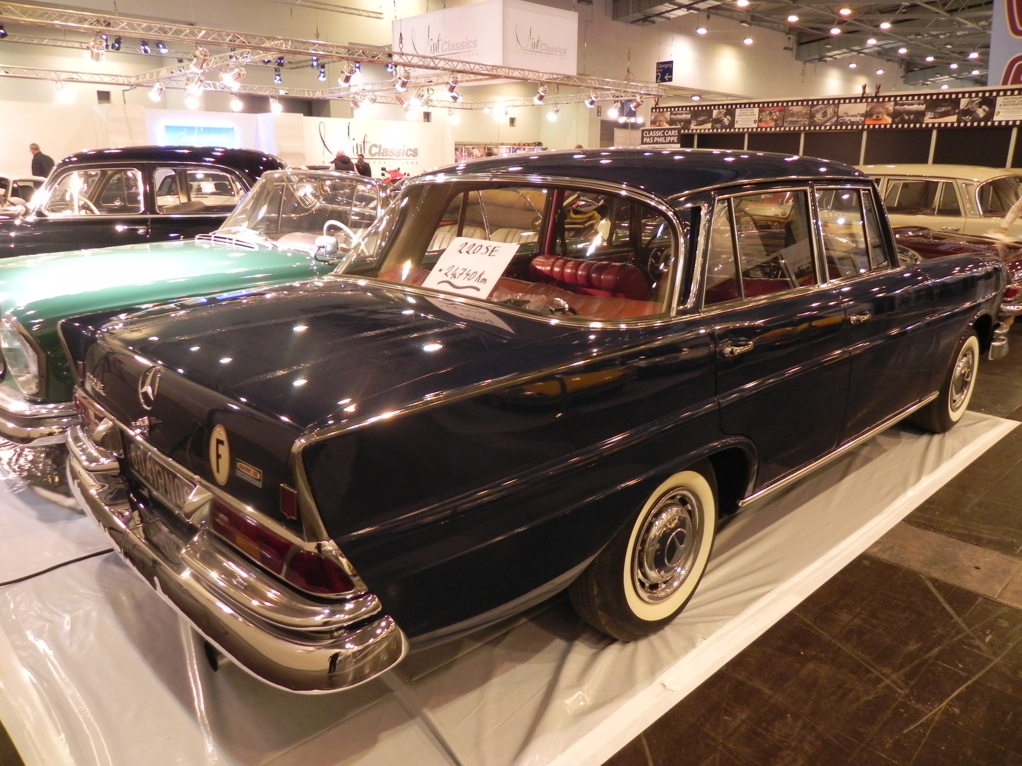 Mercedes 220SE