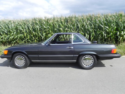 Mercedes 560SL-1986