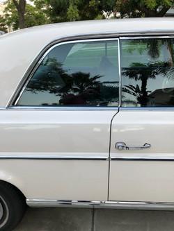 Mercedes 280SE Coupe