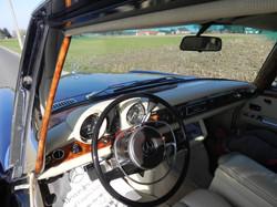 280SE 3.5 Cab