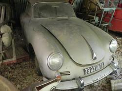 Porsche 356 - Barn Find