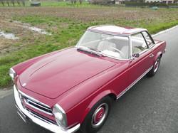 Mercedes 230SL- 1965