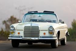 Mercedes 300SE Cabrio