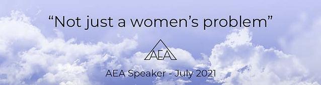 AEA Twitter - July 2021 - Tony S - Speaker Meme.jpg