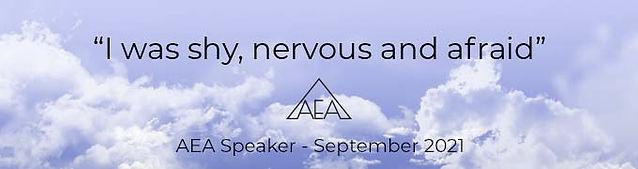 AEA Twitter - September 2021 - Henrik - Speaker Meme.jpg