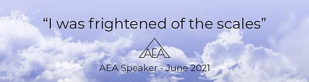 AEA - June 2021 - Robyn S- Speaker Meme.
