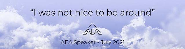 AEA Twitter - July 2021 - Trine - Speaker Meme.jpg