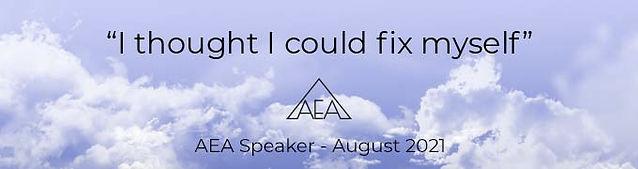AEA Twitter - August 2021 - Melanie - Speaker Meme.jpg