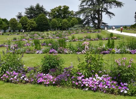 « Une journée au Domaine de Chaumont sur Loire »