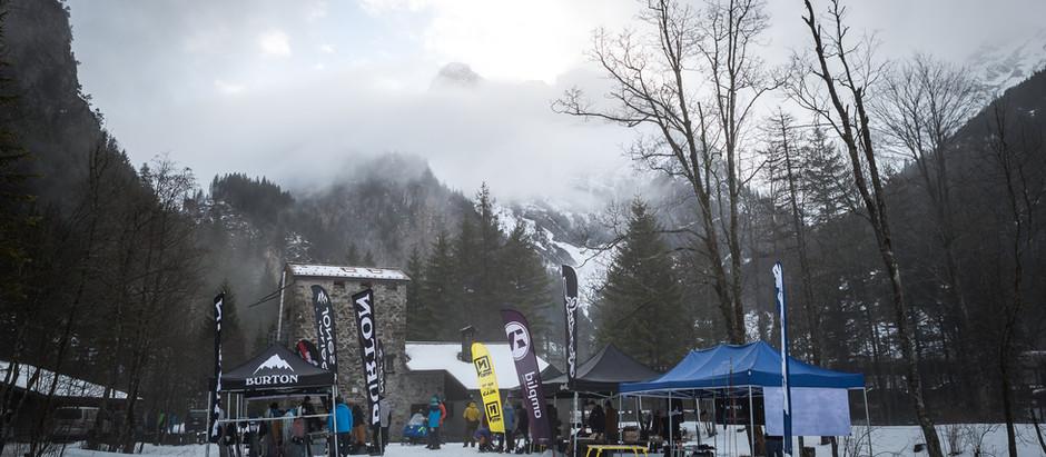 Alpine Explore Splitfest 2018