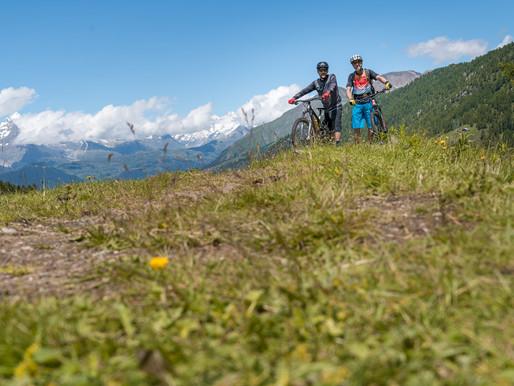 Stockalperweg- Biketour