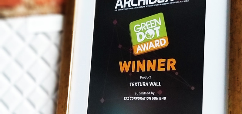 Sonata Textura - Green Dot Award ARCHIDEX 2016