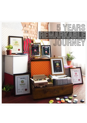 5 Years Remarkable Journey
