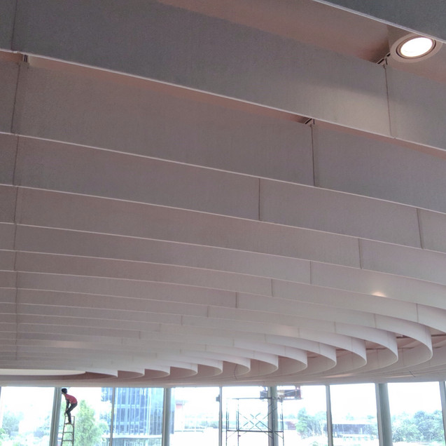 Rounded Ceiling Fin