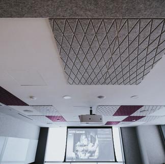 Ceiling Direct Clad, Sonata Textura
