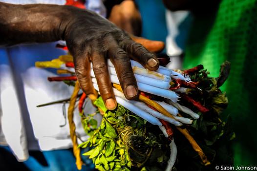#Vaudou #Haïti-© Johnson Sabin