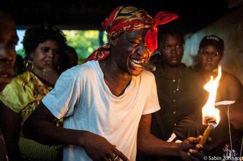 Vodou Haïti Johnson Sabin