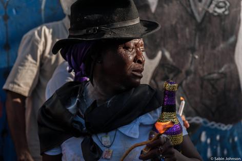 Gede Ayiti vodou