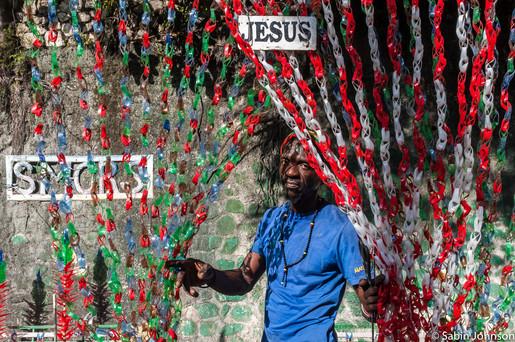 Recyclage en Haïti Johnson Sabin