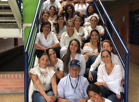 COLOMBIA EVANGELIZANDO A PASOS FIRMES: