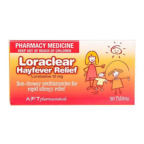 Loraclear Hayfever Relief