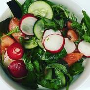Skin Programme - Hydrating melon salad -