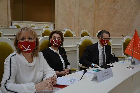 Фракция КПРФ против парламентской цензуры!