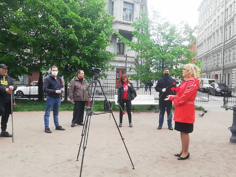Коммунисты отметили День русского языка