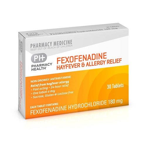 Fexofenadine 30 tabs
