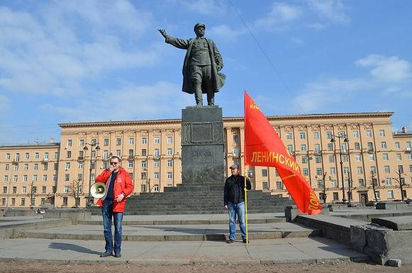 Ленинградцы почтили память Сергея Мироновича Кирова