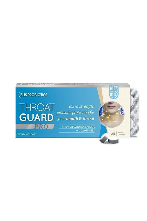 Blis probiotics Throat Guard pro 30s