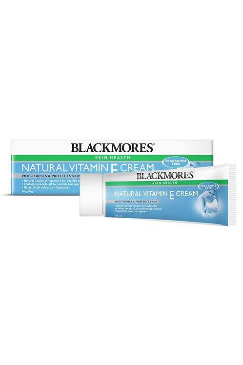 Blackmores Natural Vitamin E Cream 50g