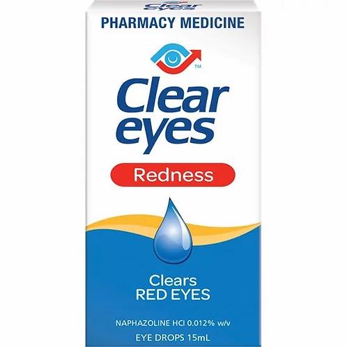 Clear Eyes -Redness 15ml