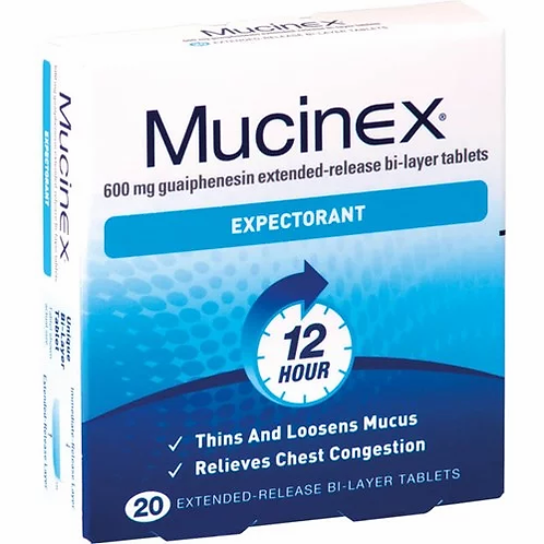 Mucinex Chesty Cough