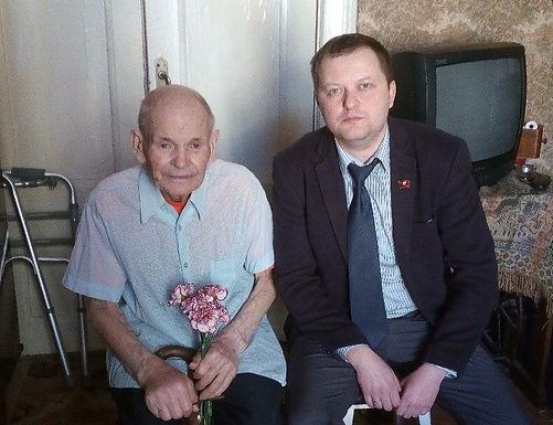 Поздравляем с днём рождения Александра Ивановича Мозгового!