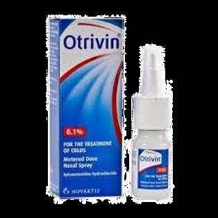 Otrivin F5 Adult MD Nasal Spray 10ml