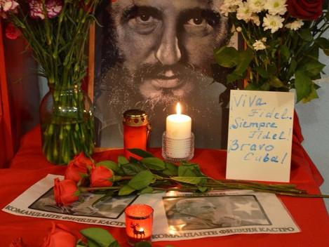 Комсомольцы почтили память одного из самых выдающихся политических деятелей второй половины ХХ и нач