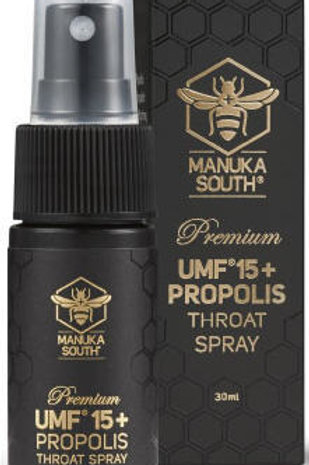 Manuka South UMF15+ Propolis Spray 30ml