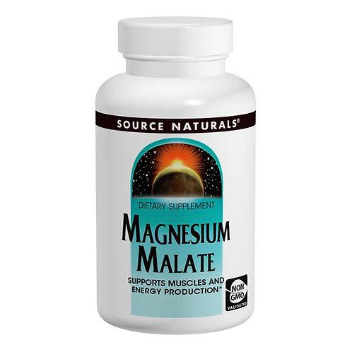 SN Magnesium Malate 90tabs