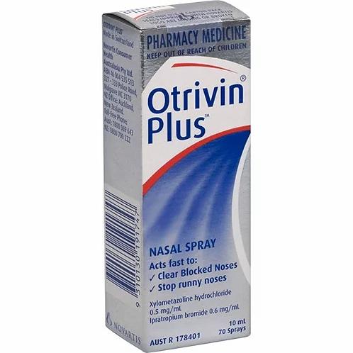 Otrivin Plus 10ml