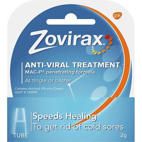 Zovira Cream Tube 2g