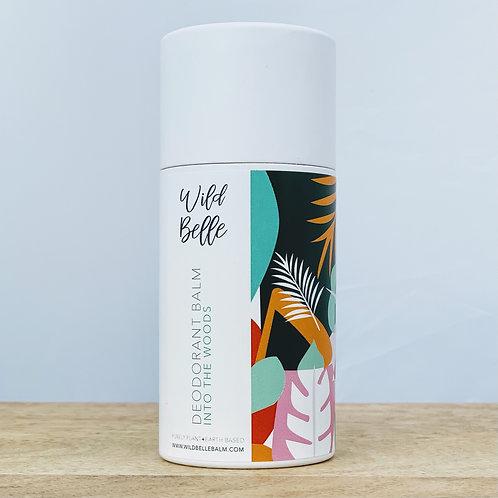 60g Twist Tube: Into The Woods Deodorant Balm