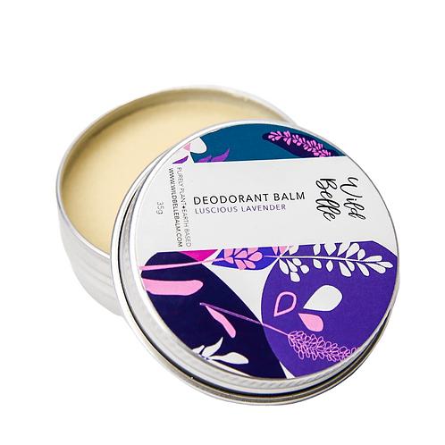 35g Tin: Luscious Lavender Deodorant Balm