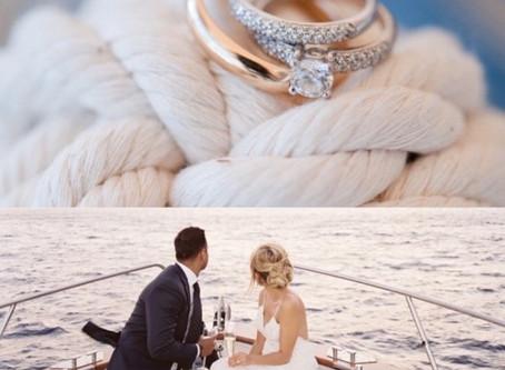 WEDDING CRUISE: SPOSARSI IN BARCA!