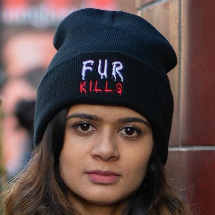 Fur Kills Beanie