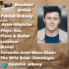 Patrick Orkney