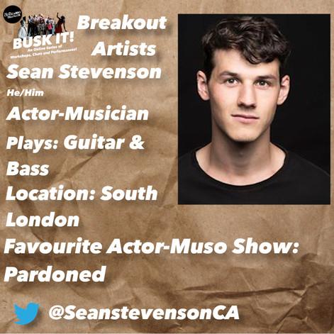 Sean Stevenson