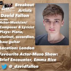 David Fallon