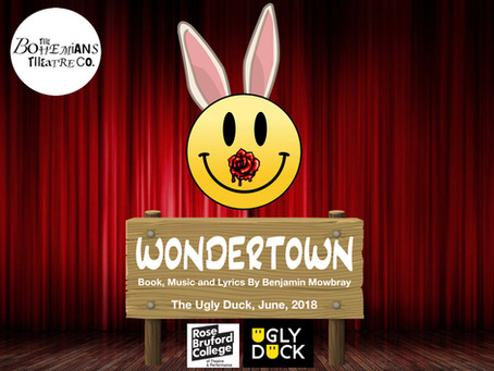 Wondertown - Cast Announcement