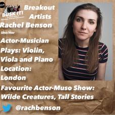 Rachel Benson